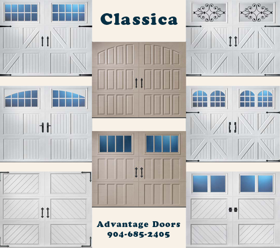 Amarr Garage Doors - Classica Collection