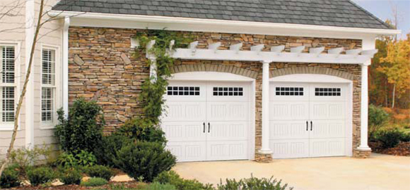 Garage Doors - Oak Summit Collection